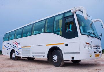 31 Seater Coach Rental in Amritsar,