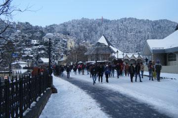 Amritsar Manali to Shimla Tour