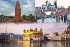 Arrive Amritsar. Amritsar Sightseeing