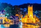 Arrive Chandigarh / Shimla