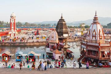 Amritsar to Haridwar Taxi Rental