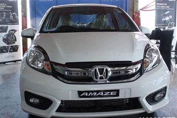 Honda Amaze Car Hire