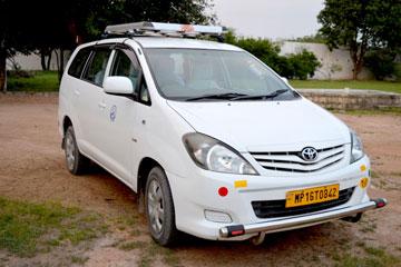 Toyota Innova Car Hire
