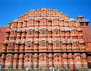 Amritsar Jaipur Car Rental