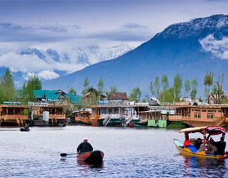 Amritsar for Kashmir Car