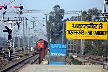 Amritsar to Pathankot Car Rental