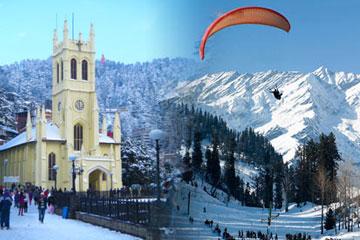 Amritsar Shimla Manali Dharamshala Dalhousie Chandigarh