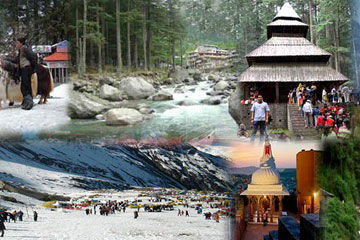 Amritsar Shimla Manali Chandigarh 4 Nights Tour