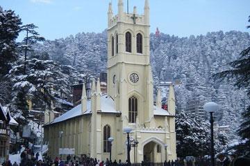 Amritsar to Shimla Manali Tour