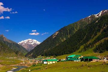 Jammu-Srinagar-Sonmarg-Pahalgam-Gulmarg Tour