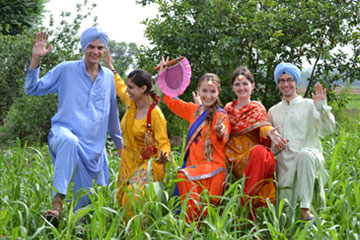 Village Tour of Amritsar
