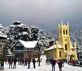 Shimla Manali Amritsar